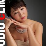 ピアニスト演奏会プロフィール写真撮影大阪