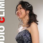 ピアニスト演奏会用プロフィール写真撮影フォトスタジオ大阪