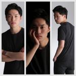 DJ宣材写真撮影大阪フォトスタジオ