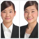 大阪就職活動用証明写真撮影フォトスタジオ