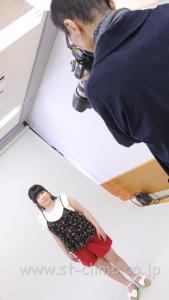 声優宣材写真オーディション用プロフィール写真出張撮影