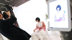 占い師プロフィール写真撮影フォトスタジオ大阪