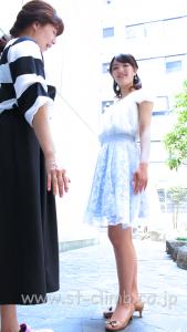 アナウンサーインターン就活用写真撮影フォトスタジオ大阪