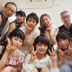 ラジオ大阪OBC声優アナウンススクール宣材写真撮影