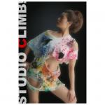 大阪心斎橋写真撮影フォトスタジオコンポジットモデル作品撮りブック撮影宣材写真
