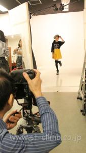 モデルの撮影トレーニング、ポージングレッスン、フォトレッスン